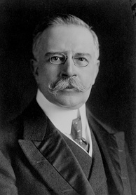 Francisco León de la Barra, interim president of Mexico, May–November 1911