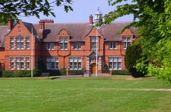 Harper Adams University, where on 10 January 1982 the lowest temperature ever in England was recorded.