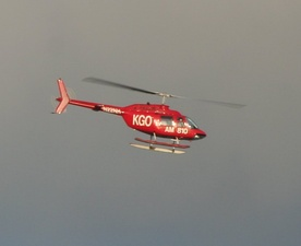 KGO Helicopter.