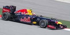 The Red Bull RB8 is the car entered by defending World Constructors' Champion Red Bull,[3] and which won the World Constructors' Championship in 2012.[4]