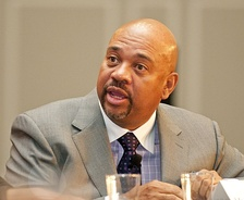Michael Wilbon - co-host of Pardon the Interruption and host of NBA Countdown