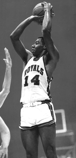Robertson averaged over 30 points per game in six seasons and won six NBA assist titles while with the Royals