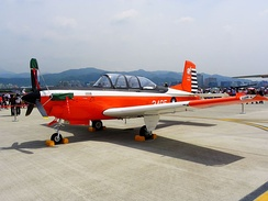 Republic of China (Taiwan) Air Force (RoCAF) T-34C