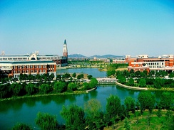 University City District in Songjiang