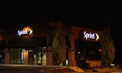 "This ""Sprint Store by ccComm"" located in Hillsboro, Oregon sells Sprint-branded wireless products and services exclusively."
