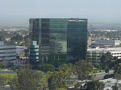 Taco Bell's former headquarters in Irvine, California