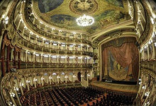 São Paulo Municipal Theater, significant both for its architectural value as well as for its historical importance.