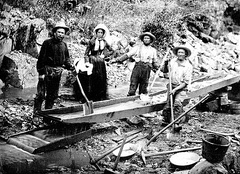 1850 Woman and Men in California Gold Rush.jpg