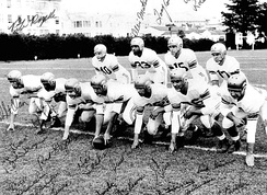 The 1951 USF football team