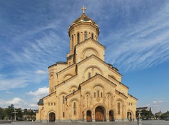 Holy Trinity Cathedral of Tbilisi or Sameba