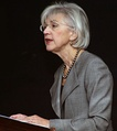 Beverley McLachlin PC, 17th and current Chief Justice of Canada.
