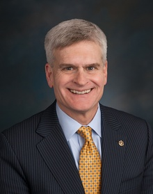 Bill Cassidy official Senate photo.jpg