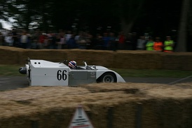 The Chaparral 2J at the Goodwood Festival of Speed