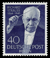 Stamp issued in 1954
