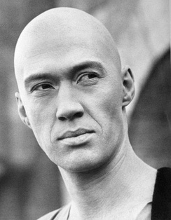 David Carradine, star of Kung Fu.