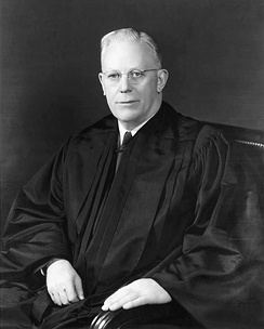 Chief Justice Earl Warren, the author of the Court's unanimous opinion in Brown