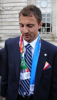 Jerzy Dudek was named as the ambassador for the final.