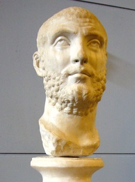 Head of Carinus at the Centrale Montemartini