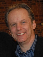 A photo of Nick Park at the BBC Radio 2 Folk Awards 2007.
