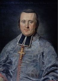 Mgr Pigneau de Behaine was the main instigator of the French intervention in Vietnam from 1777 to 1824.
