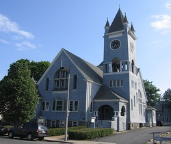 Roslindale Congregational Church