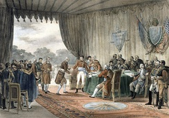 September 30: Treaty of Mortefontaine signed