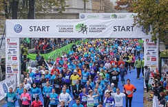 The Ljubljana Marathon, 2015