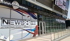 Satellite studio of WFAA