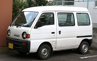 Suzuki Carry van (DE51V)