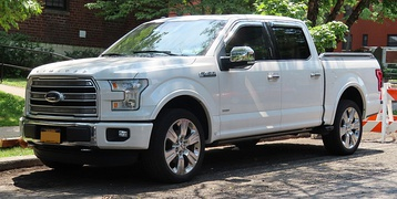 2016 F-150 Limited SuperCrew
