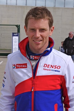 Anthony Davidson (pictured) and Sébastien Buemi won the Drivers' Championship.