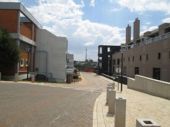 West Campus, formerly the Milner Park showgrounds, was acquired by Wits in 1984.