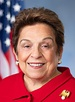 Donna Shalala, official portrait, 116th Congress (cropped).jpg
