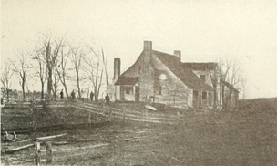 Dowdall's Tavern was Union General Oliver O. Howard's headquarters until he was surprised and driven out by Stonewall Jackson's Confederate troops on May 2.