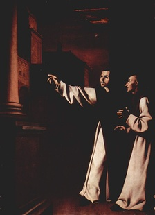 The Hieronymite monks.