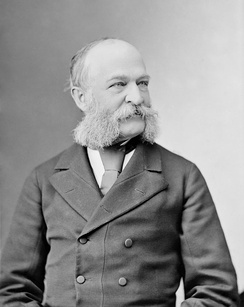 President of the SenateLevi P. Morton