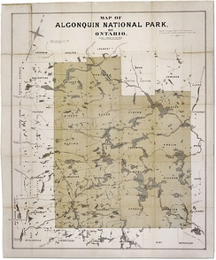1893 Survey of Park Lands