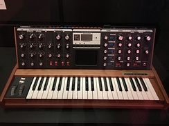 Minimoog Voyager, as owned by J Dilla.