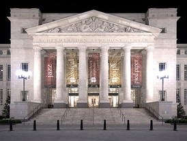 The Schermerhorn Symphony Center in Nashville (USA), opened in 2006
