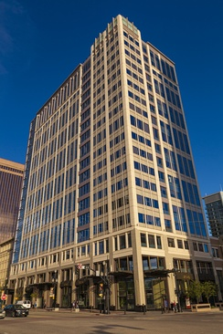 Zions Bancorporation headquarters in Salt Lake City