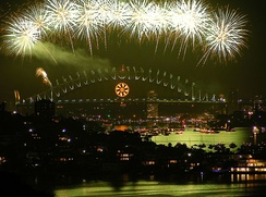 Sydney New Year's Eve 2008–09