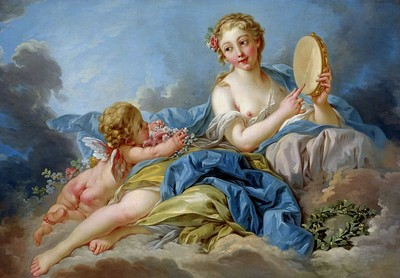Terpischore, the muse of choir lyric poetry by François Boucher.jpg