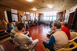 Терапевтическая группа в рамках Мер по социальной реабилитации
