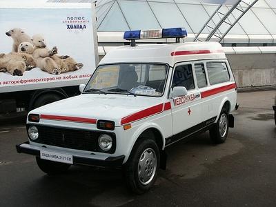 ВАЗ-2131 СП— санитарная модификация