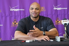 Charles Barkley won the MVP award and led the Suns to the NBA Finals in 1993.