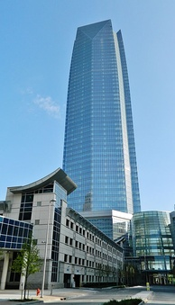 Devon Energy Center, tallest building in the state