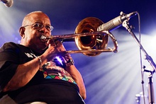 Fred Wesley & the new JB's in 2016