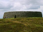 Grianan of Aileach stone ringfort (see inside)