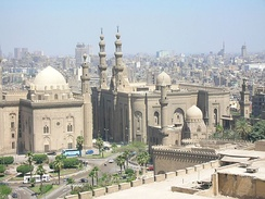 Historic Cairo, declared World Heritage Site by UNESCO in 1979.