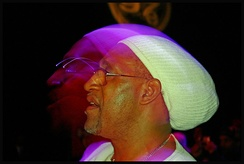 DJ Kool Herc is a pioneer in developing hip hop music.